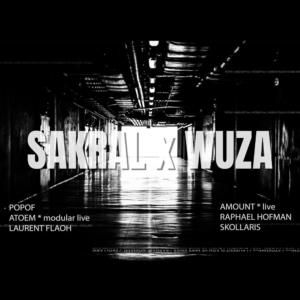 SAKRAL X WUZA